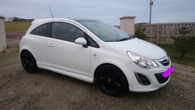 *PRICE REDUCED FOR QUICK SALE* Vauxhall Corsa 1.3 CDTI Limited Edition ecoFLEX