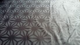 Silver rug by Next