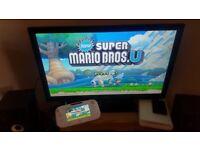 Nintendo Wii U (Special) + loads of games - Mario, Zelda, Pokemon etc - Fantastic Collection!