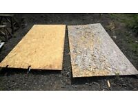 osb timber sheets