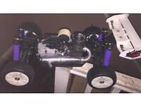 Rc nitro sworkz s350 Evo 2 for sale or swaps