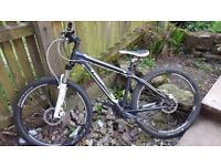 "Trek skyle sl 15"" mountain bike fully loaded with lock shock and hydraulic disc brakes BARGAIN"