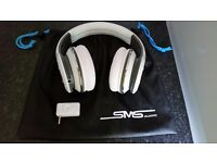 SMS Audio SYNC By 50 Cent WHITE - Absolute Bargain