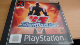 silent bomber ps1