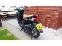 GTR 300 Motorbike. A fantastic, speedy, smooth ride. Genuine low mileage.