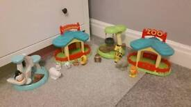 Happyland Zoo from ELC