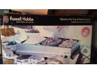Russell Hobbs Hot Tray