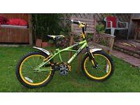 "Boy's bike 18"" wheel, good condition"
