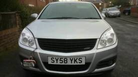 Vauxhall Vectra limited edition