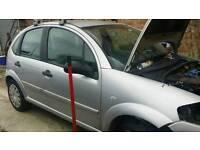 Citroen C3 diesel and petrol for breaking