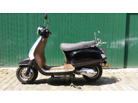 Lintex 125 scooter only done 250 miles