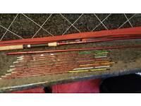 Avanti 10 ft hyperspeed feeder rod (10 tips)