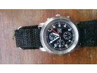 CITIZEN MILITARY STYLE WR100