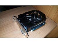 AMD Sapphire Radeon R7 250X Graphics Card