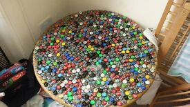 FREE: Bottlecap Table