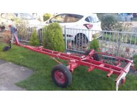 14 foot boat trailer