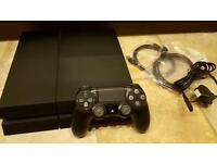 Playstation 4 1TB Ultimate Edition with GTA 5