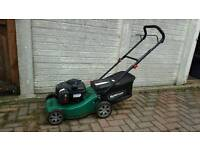Qualcast petrol mower for sale