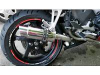 Delkevic Stubby Exhaust