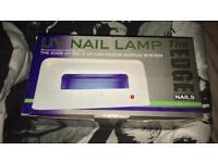 The edge uv nail lamp