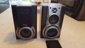 🔥 TECHNICS Speakers Pair SB-EH750, 6 ohm, 150W