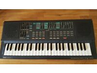 Yamaha PortaSound PSS-560 Electric Keyboard