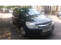 2009(59)VAUXHALL ASTRA 1.6 CLUB BLACK,5DR,CLEAN CAR,GREAT VALUE