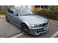 BMW 3 Series 2.5 325i Sport 4dr LONG MOT/LOOKS AND DRIVES EXCELLENT