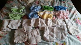 Bumgenius Cloth Nappies