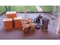 Kitchen/Tea/Coffee Storage