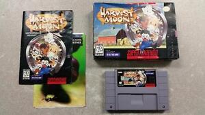 Harvest Moon SNES Games - Complete