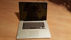 Macbook Pro Laptop late-2009. Not working.
