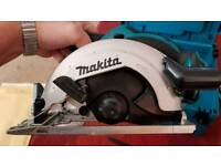 Makita DSS611ZJ 165mm 18v Circular Saw Bare Unit w/MAKPAC Type 3 Case