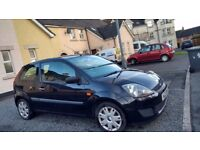 Ford Fiesta Style 2006 For Sale, one owner from new