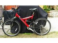 AMMACO ILLUSION Mountain Bike