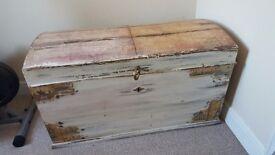 Rustic trunk/chest