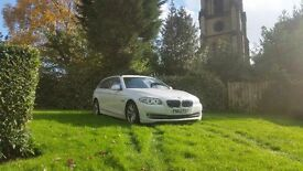 BMW 530d SE ESTATE 2013 (ex.police) manual 6 speed,