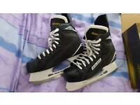 Mens Bauer ice skates uk size 9.5
