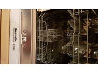 Baumatic Integrated Dishwasher BDI631