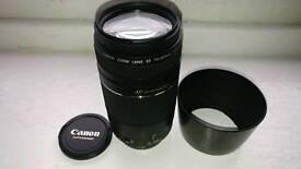 Canon Ef 75-300 USM