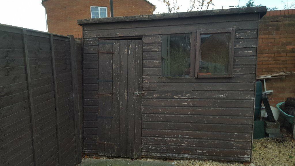 Free 8' x 6' Garden Shed in Swindon Wilts