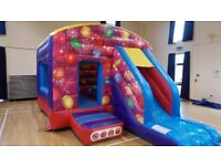 Bouncy Castle & Soft Play Hire. In Hertfordshire.