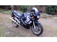 SUZUKI GSX 750F 1993