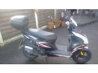 MOTOROMA G10 50CC,2013,10 MONTHS MOT.READ THE AD BEFORE CONTACT!!!!
