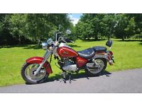 Sinnis Vista 125cc/ mint condition
