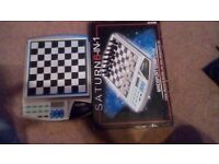 Chess computer / multi game
