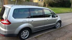 NOW SOLD Ford galaxy 2.0tdci 140 ghia in excellent condition with full ford service history