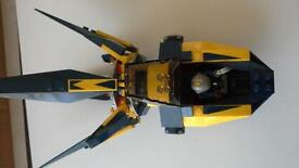 Lego Guardians of the Galaxy Starblaster Ship