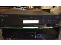 Cambridge Audio Azur 640C V.2 (Twin DAC) Cd player: One channel needs looking at...