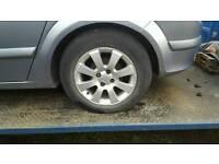 """Vauxhall 15"""" alloys"""